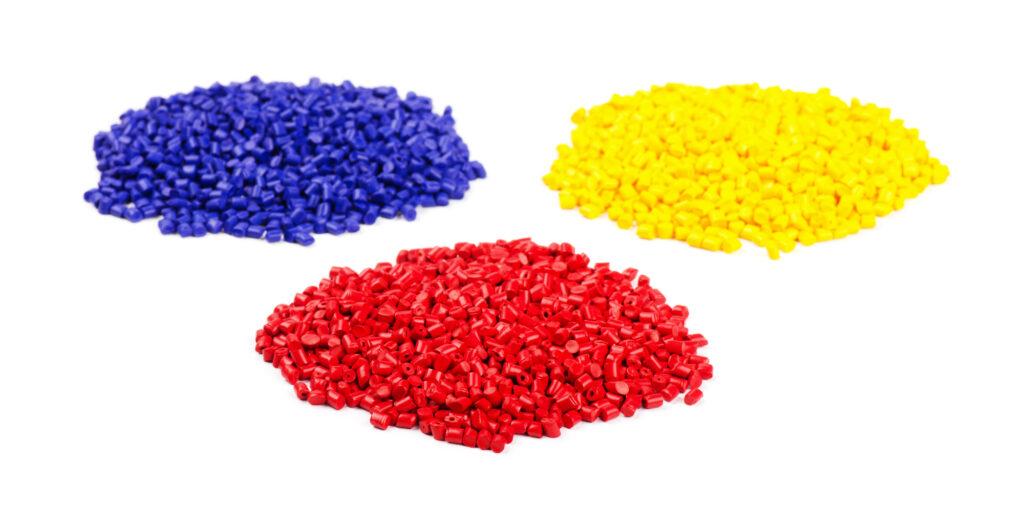 プラスチック原材料