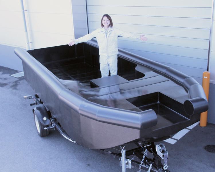 PE製ボート(船)イメージ